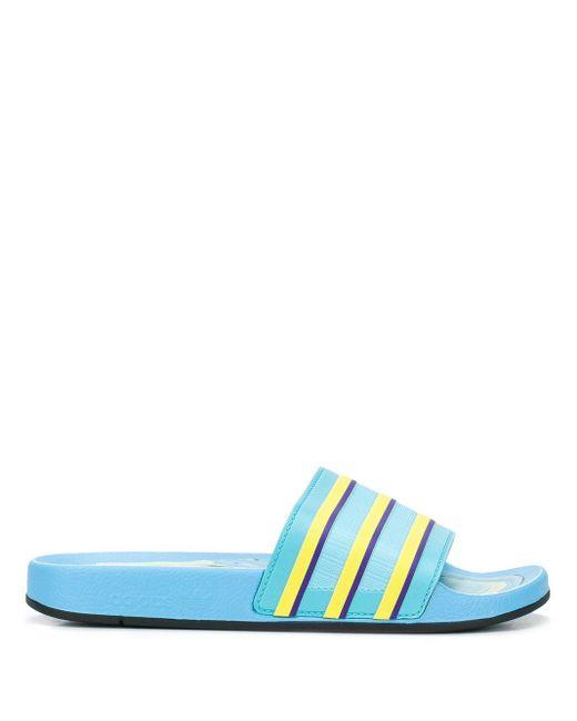 Adidas Adilette Aqua サンダル Blue