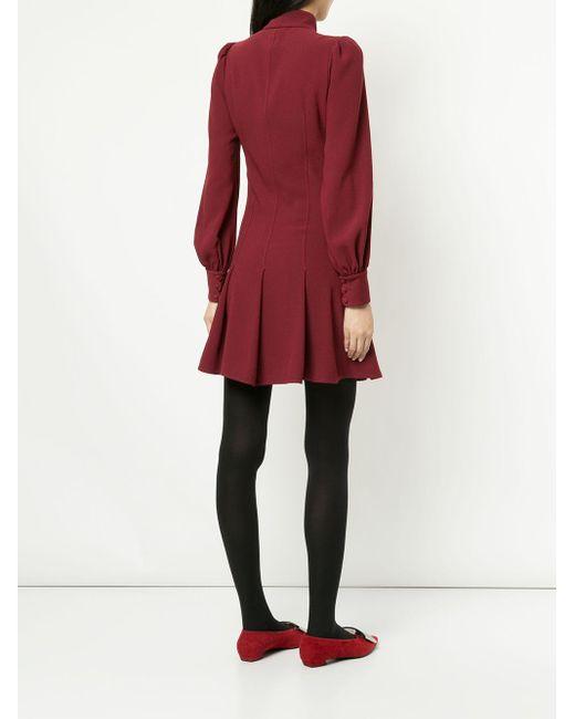 Proenza Schouler クレープ ドレス Pink