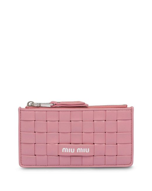 Miu Miu コインケース Pink
