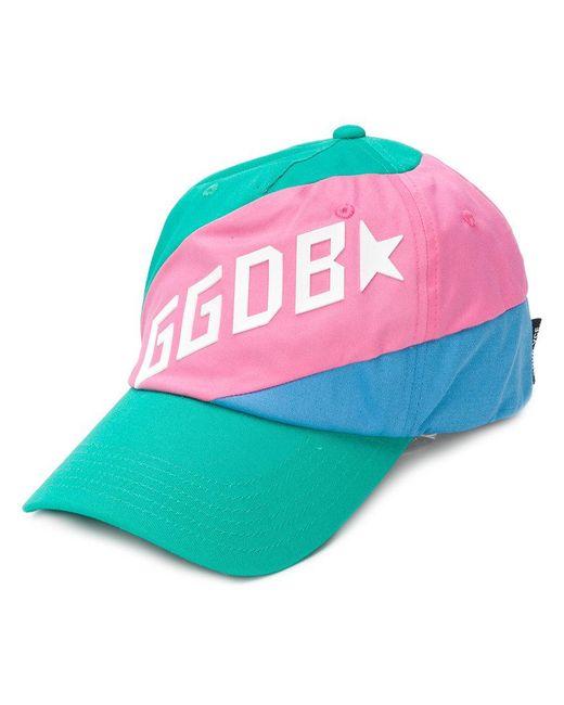 Golden Goose Deluxe Brand - Green Colour-block Hat - Lyst