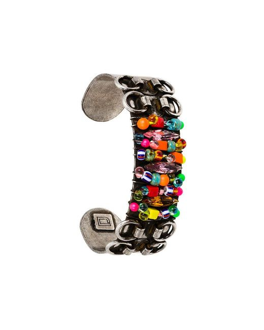 DANNIJO - Multicolor Beaded Feliz Bracelet - Lyst