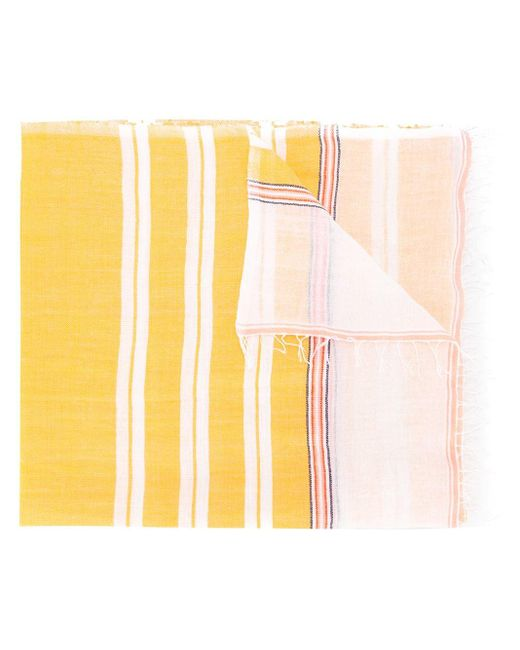 Lemlem Striped Scarf Multicolor