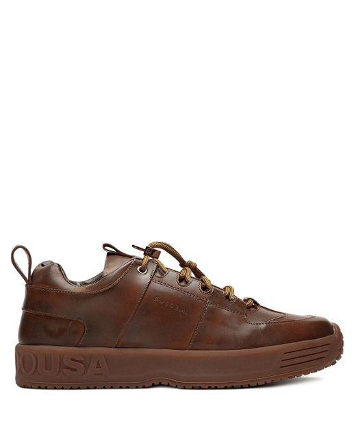 Buscemi Zapatillas Lynx de x DC Shoes de hombre de color marrón
