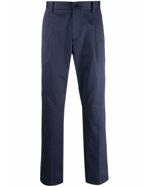 メンズ Etro テーラードパンツ Blue