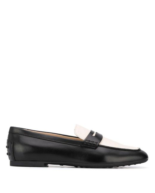 Tod's Loafers in het Black