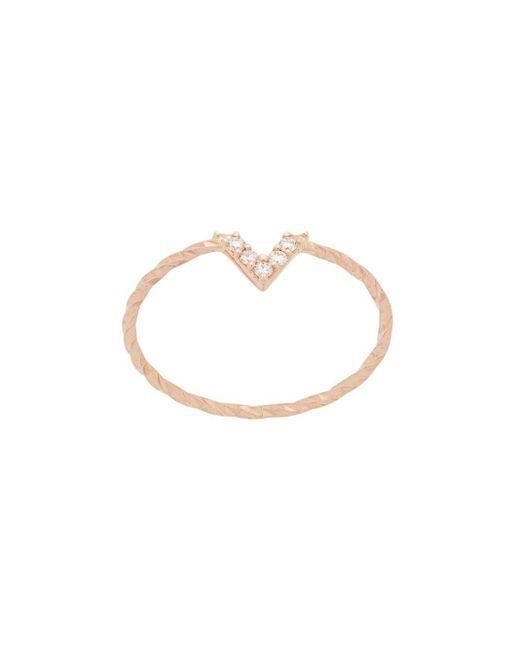 Viva Diamond Ring Maria Black, цвет: Metallic