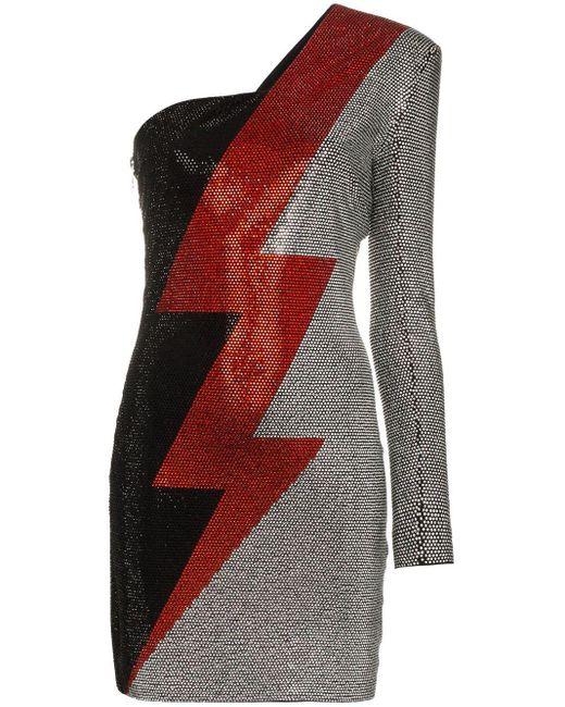 Balmain メタリックドレス Metallic