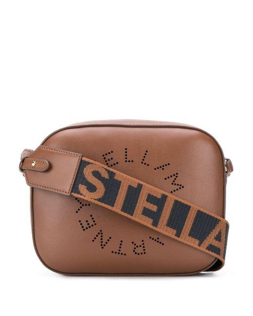 Мини Сумка Через Плечо Stella Logo Stella McCartney, цвет: Multicolor