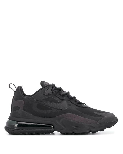 メンズ Nike Air Max 270 React スニーカー Black