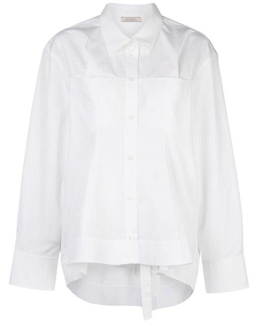 Nina Ricci オーバーサイズ シャツ White