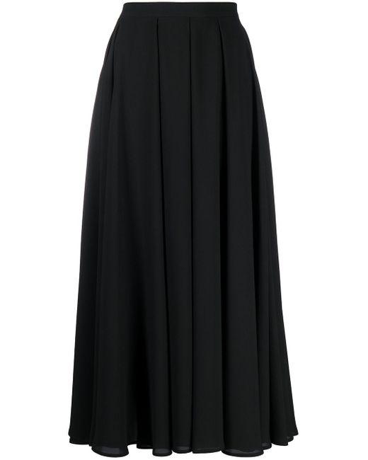 Blanca Vita プリーツ スカート Black
