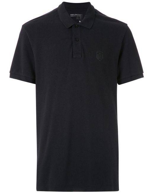 メンズ Osklen ポロシャツ Black