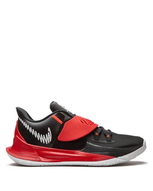 Nike Black Kyrie Low 3 Team Sneakers for men