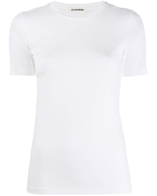 Jil Sander ショートスリーブ Tシャツ White