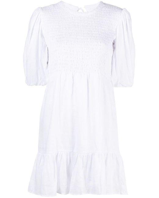 Faithfull The Brand パネル ドレス White