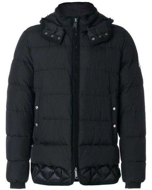 58ea34f58 Moncler Tanguy Jacket in Black for Men - Lyst