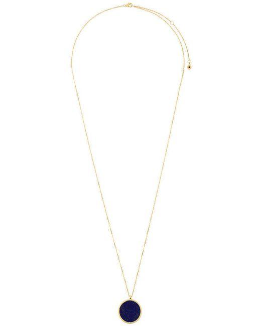 Astley Clarke - Metallic Large Slice Stilla Locket - Lyst