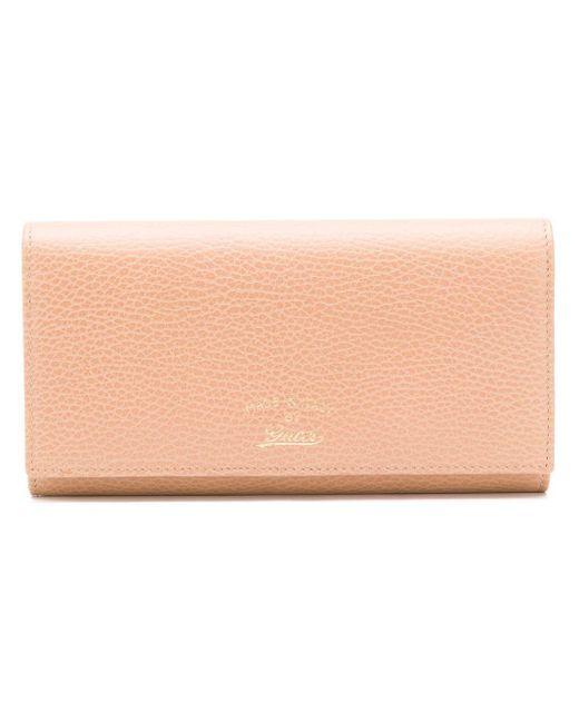 Gucci Multicolor Continental Wallet