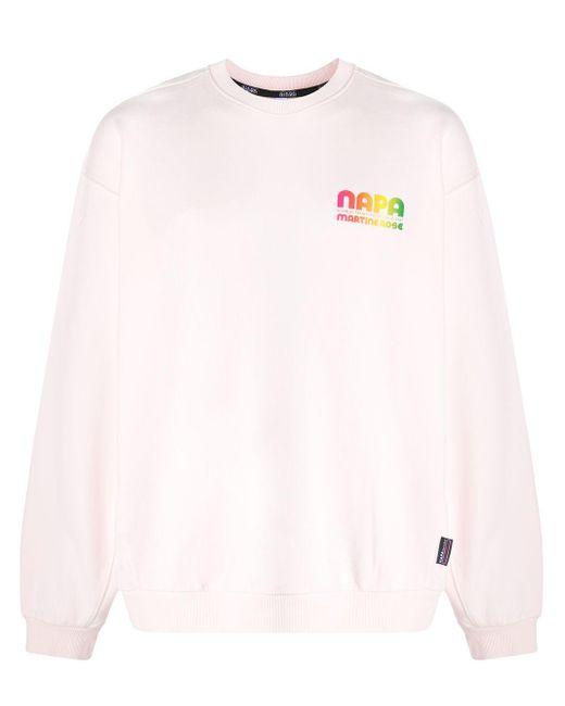 Martine Rose スローガン セーター Multicolor