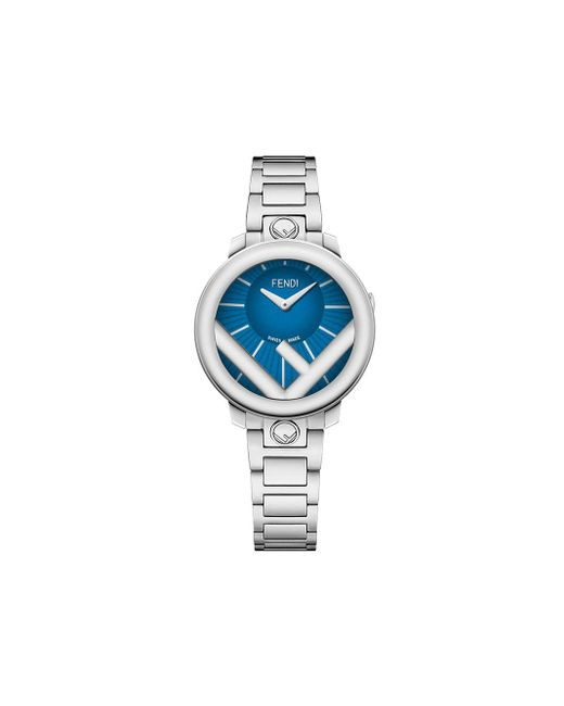 Fendi ラナウェイ 28mm 腕時計 Blue