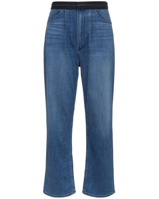 3x1 ワイドジーンズ Blue