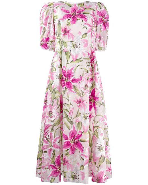 Dolce & Gabbana Lily ドレス Pink