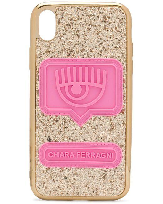 Chiara Ferragni Iphone Xr ケース Metallic