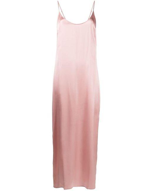 La Perla スパゲティストラップ ドレス Pink
