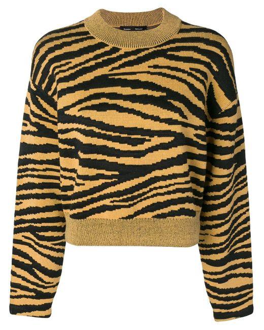 Proenza Schouler ジャカード セーター Multicolor