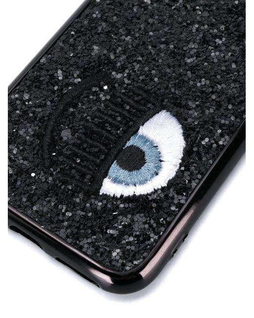 Чехол Для Телефона Chiara Ferragni, цвет: Black