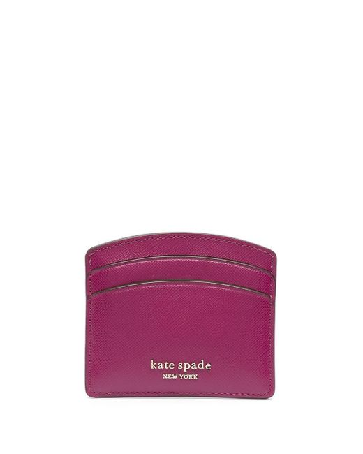 Kate Spade カードケース Purple