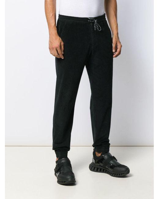 メンズ Z Zegna ドローストリング パンツ Black