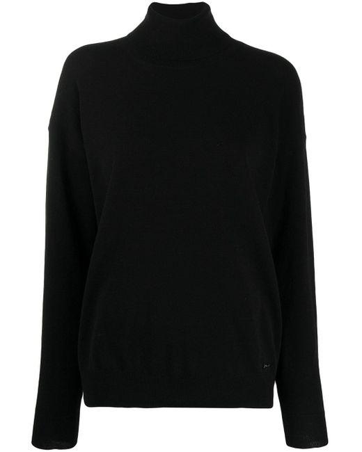 DSquared² タートルネック セーター Black