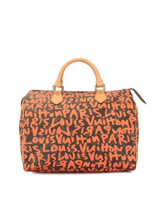 Louis Vuitton プレオウンド スピーディ 30 ボストンバッグ Multicolor