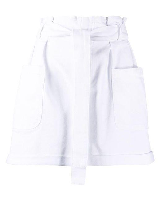 RED Valentino ショートパンツ White