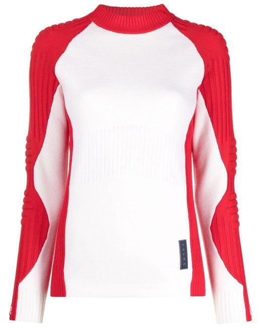 Falke リブニット セーター Multicolor
