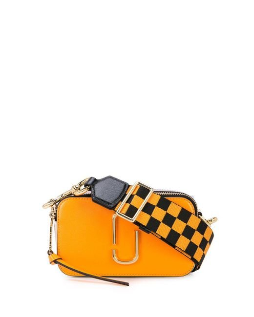 Marc Jacobs Softshot ショルダーバッグ Orange