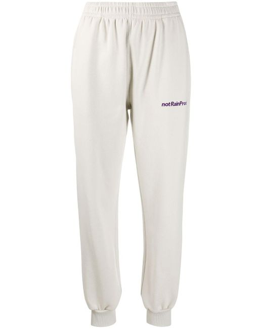 Pantalones de chándal tapered Styland de color Gray