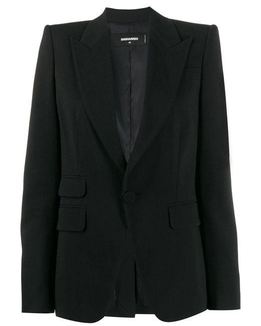 DSquared² テーラードジャケット Black