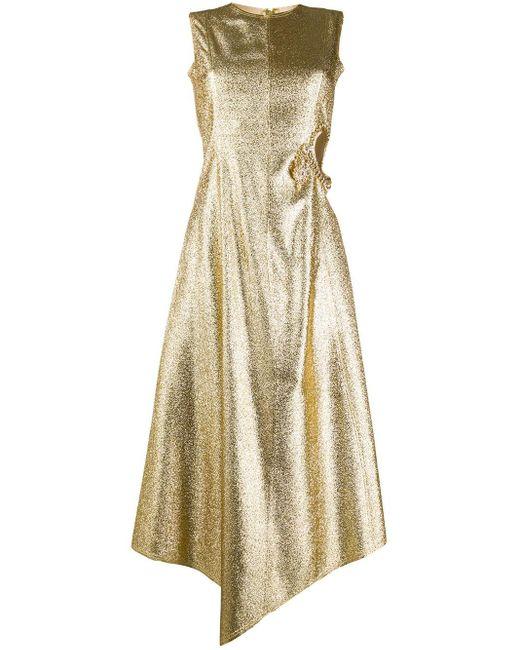 J.W. Anderson ビジュートリム ドレス Multicolor