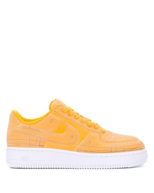 Nike Zapatillas CI3445 800 de mujer de color naranja