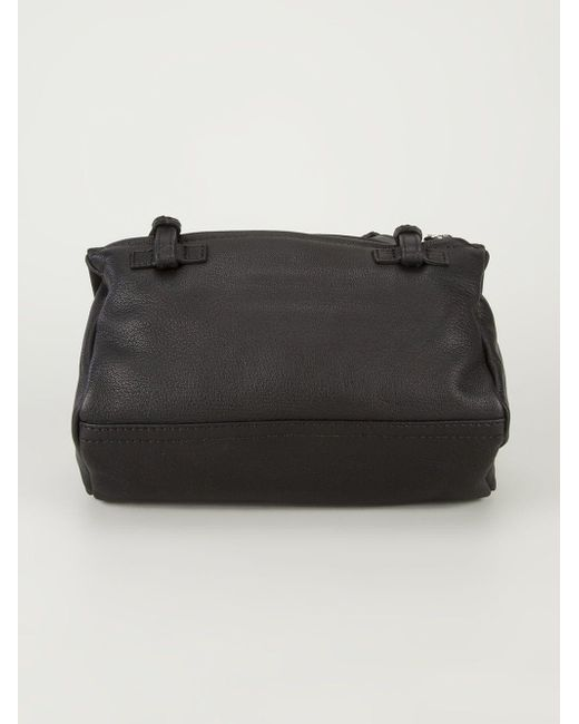 Givenchy Black Mini 'pandora' Shoulder Bag
