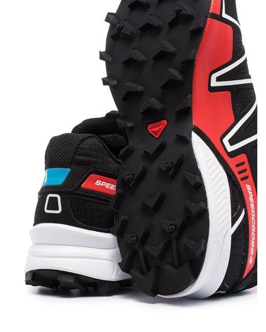 Salomon S/Lab Speedcross 3 Adv スニーカー Black