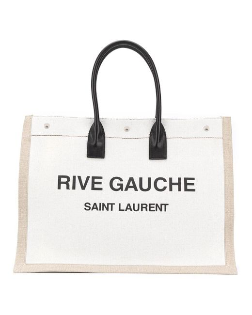 Сумка-тоут Rive Gauche Saint Laurent для него, цвет: Multicolor