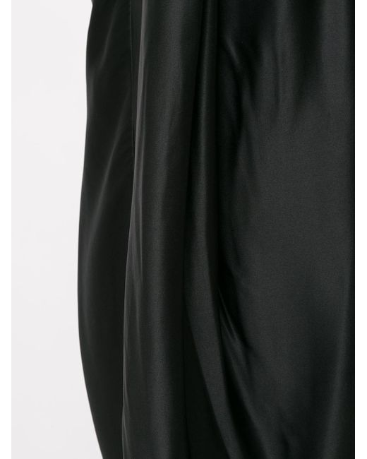 Ann Demeulemeester Rasoseta ドレス Black