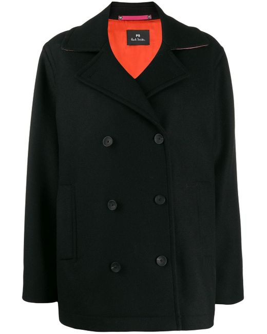 PS by Paul Smith ダブルコート Black
