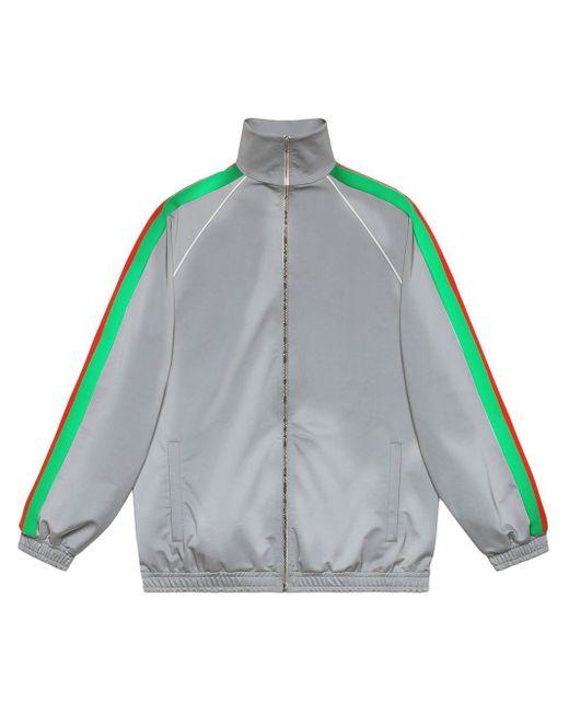 メンズ Gucci トラックジャケット Gray