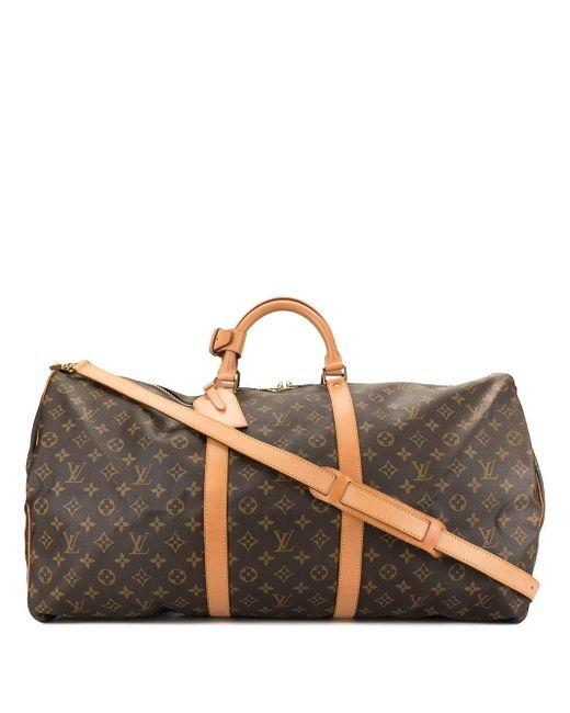 Сумка Bandouliere 60 Louis Vuitton, цвет: Brown