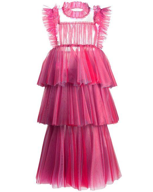 Viktor & Rolf チュール ドレス Pink
