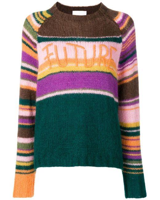 Lala Berlin Future Knit Sweater Multicolor